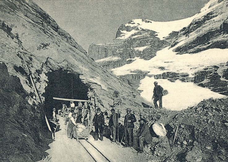 Ausgang_Jungfraujoch