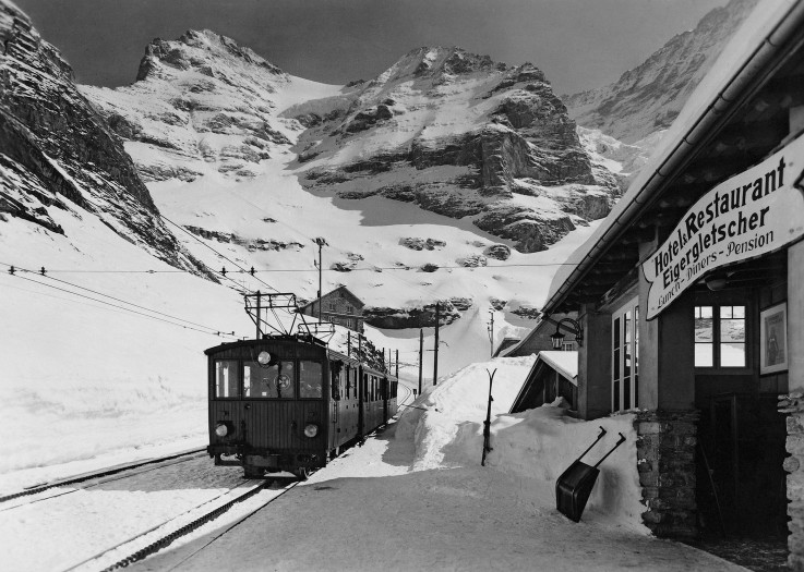 Station_Eigergletscher