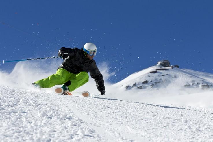 Skifahrer_Schilthorn