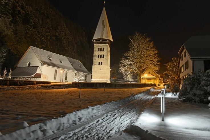 Kirche in Meiringen