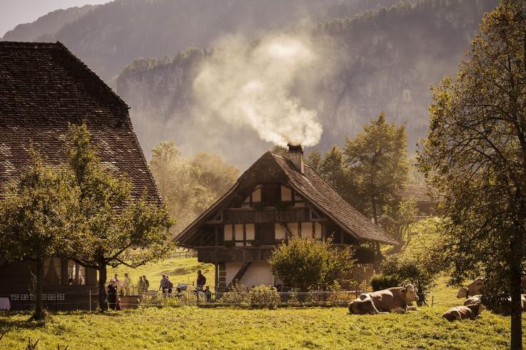 Ballenberg_Wohnhaus