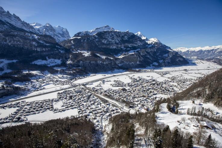 Meiringen_Winter