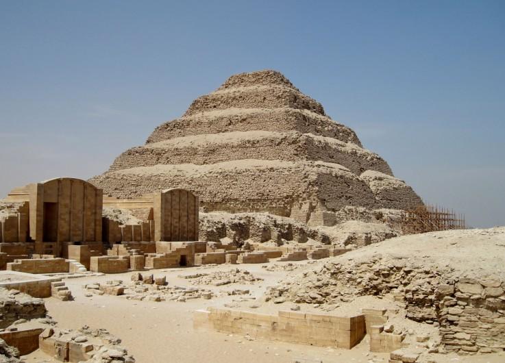 Stufenpyramide