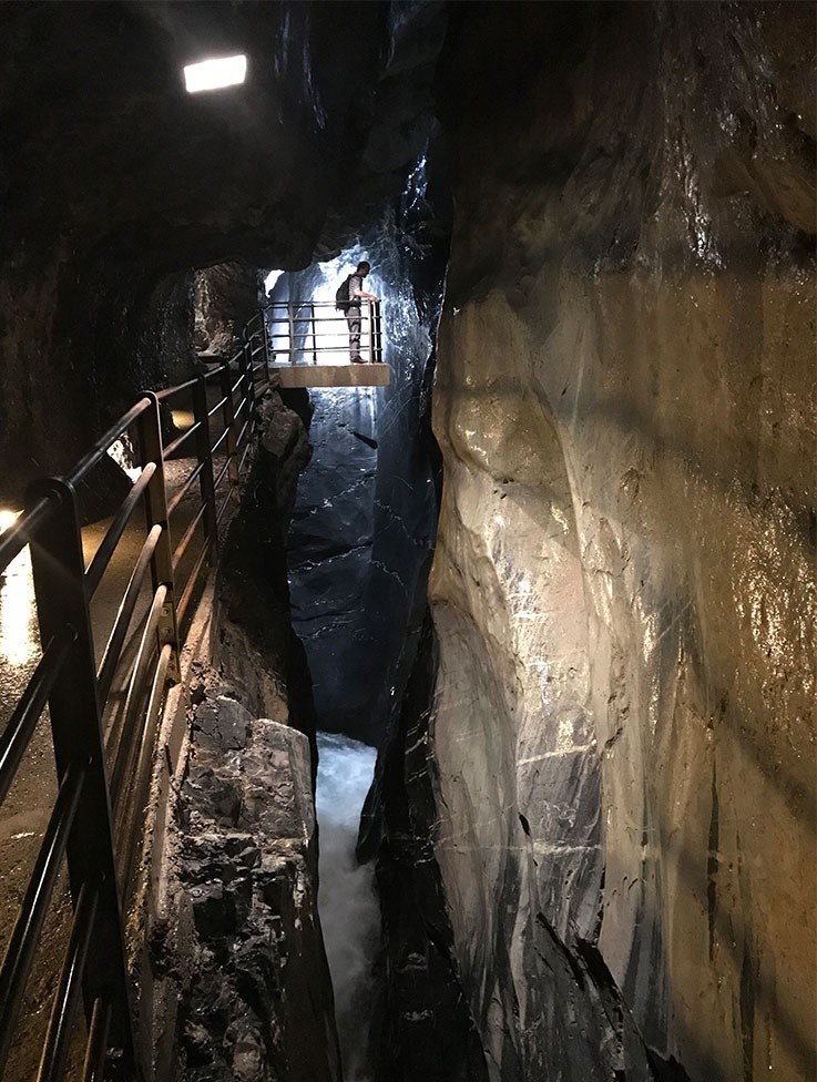 Höhle in Moria