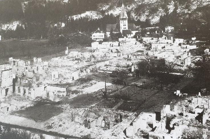 Brand von 1891