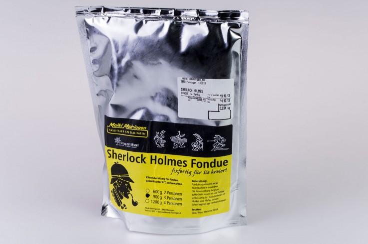 Sherlock Holmes Fondue