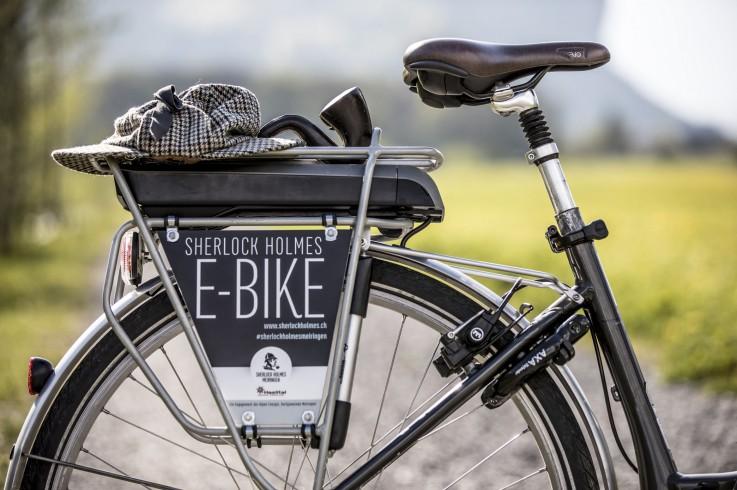 Sherlock Holmes Bike