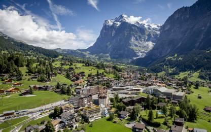 Grindelwald. Das pulsierende Eigerdorf