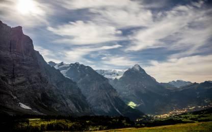 Grindelwald Landschaft
