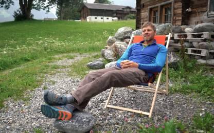 «MehrSicht» Geschichten aus dem Liegestuhl: Beat Hofer