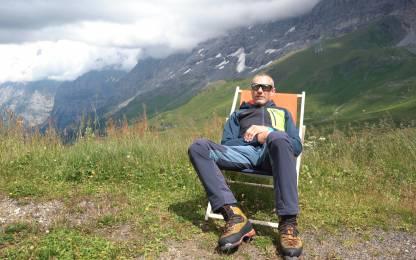 «MehrSicht» Geschichten aus dem Liegestuhl: Hansueli Klossner