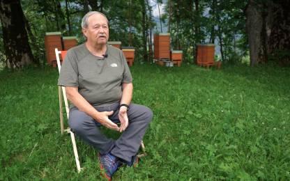«MehrSicht» Geschichten aus dem Liegestuhl: Peter Roth