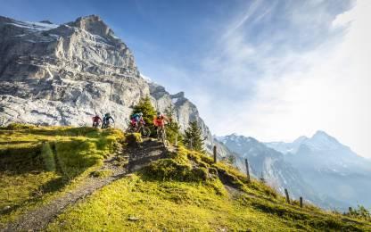 Mountainbike Grindelwald