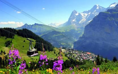 Mürren: Tourismusdestination seit 1858