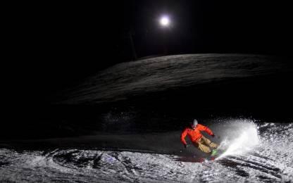 Nachtskifahren Hasliberg