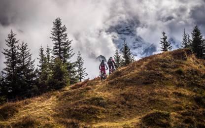 Panoramic Trail Riding Mürren