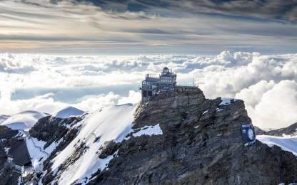 Telebärn - Jungfraujoch