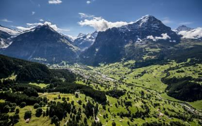 Werbespot Grindelwald Sommer 2020