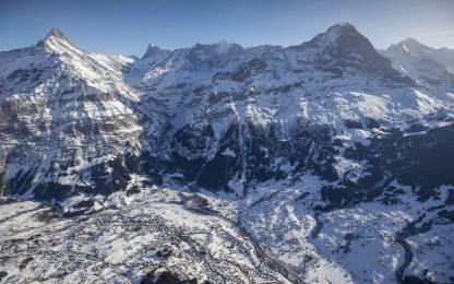 Werbespot Grindelwald Winter 2021
