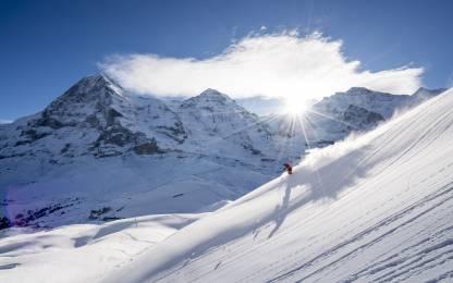 Jungfrau Region Winter
